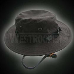 BLACK BOONIE HATS