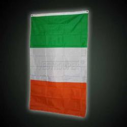 BANNER IRELAND