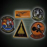 US TOMCAT FLYING BADGES