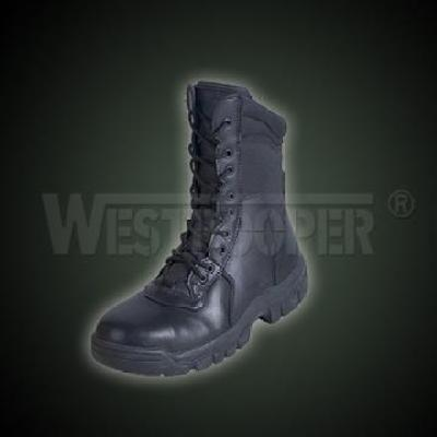 FULL LEATHER TACTICAL BOOTS