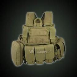 CIRAS MAR TACTICAL VEST