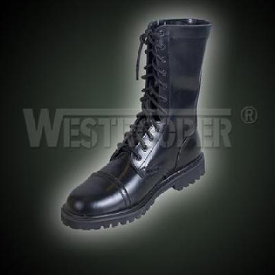 LEATHER RANGER BOOTS