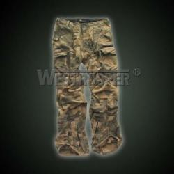 ROAD STAR VINTAGE CARGO PANTS CAMO