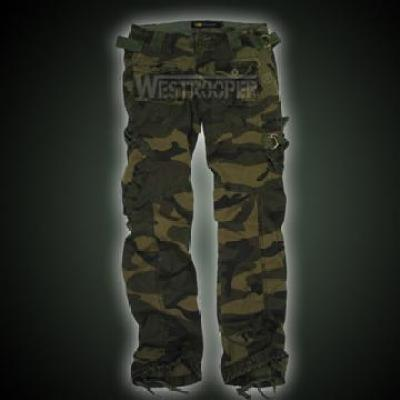 CARGO PANTS,HV030 WOODLAND(LADY'S)
