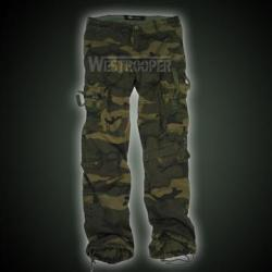 CARGO PANTS,HV18C WOODLAND