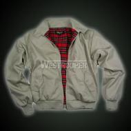 HARRINGTON JACKET BEIGE