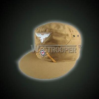 African corps Luftwaffe field cap