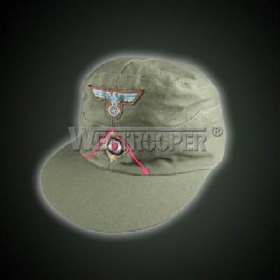 African corps gunner field cap