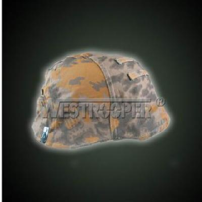 M35 palm tree camo helmet cover