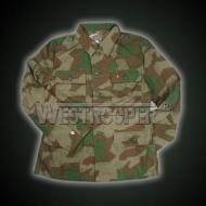 M43 WH camo field suit