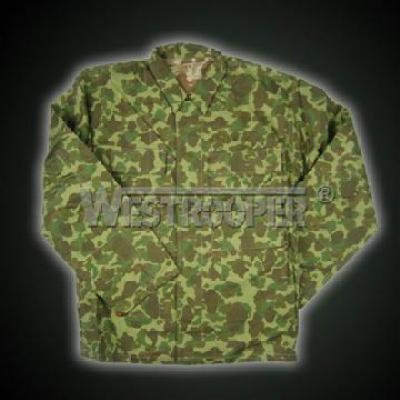 US Pacific camo P43 suit