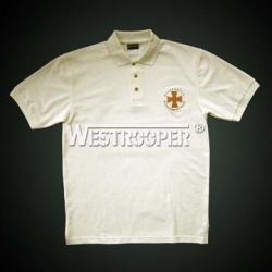 IRON KRUZ POLO SHIRT IN BEIGE