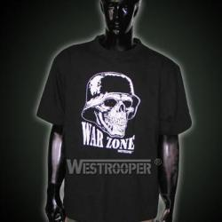 WARZONE SHIRTS IN BLACK
