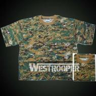 ARMY SHIRTS IN DIGIT WOODLAND