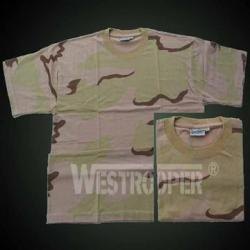 ARMY SHIRTS IN DESERT CAMO.