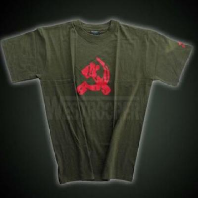 USSR SHIRTS IN OLIVE