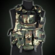 TACTICAL VEST COMBAT ARMY VEST