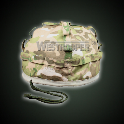 BRITISH HELMET COVER