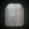 BULLET PROOF HARD PLATE