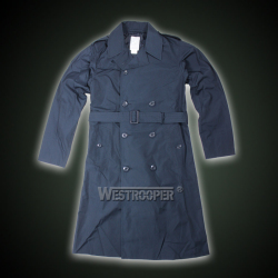 FRENCH POLICE STYLE WIND COAT