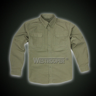 Olive GGD Security Shirt