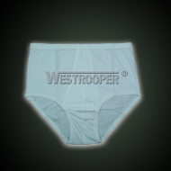 White underpants