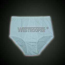 White underpants
