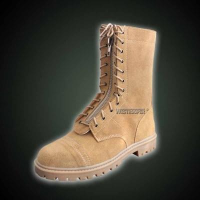 Desert  military boots