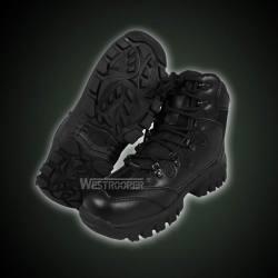 Tactical Boots 70-1708B Black Super Fiber Boots