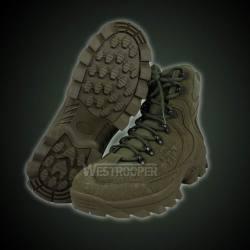 Tactical Boots 70-1632 Green Super Fiber Boots
