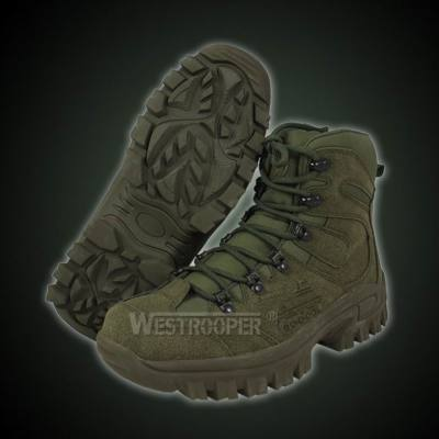Tactical Boots 70-1637 green super fiber boots
