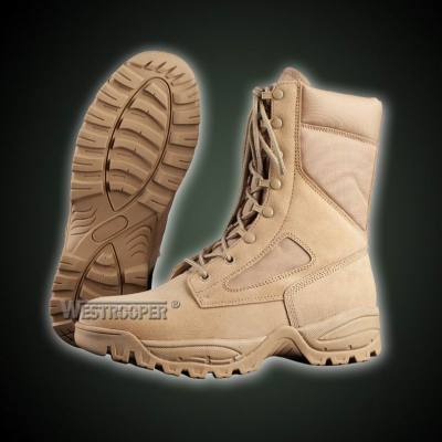 TACTICAL COW SUEDE LEATHER DESERT BOOTS