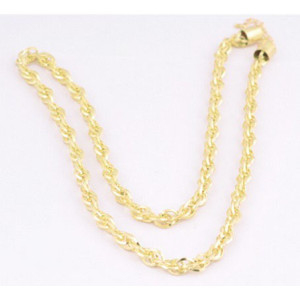 Fashion Gold Link Chain Long Necklace  N-1305