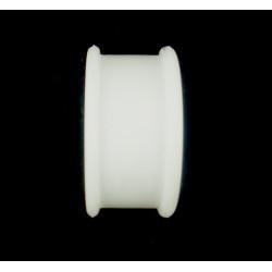 I-0046 12pcs  Ear Tunnel Flare Plug Stretcher Expander Silicone Piercing