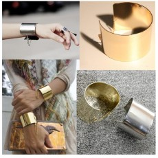 New Arrived Hot Selliing nintage silver/bronze Gold&Silver Plated 4Colors Optional  bangle cuff B-0142