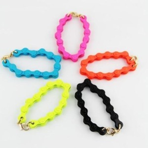 B-0141 New Fashion Punk Bicycle Chain Charming Bracelet
