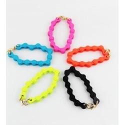 B-0141 New Fashion Punk Bicycle Chain Charming Bracelet