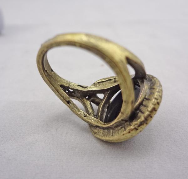 new arrival wholesale 2pcs silver bronze alloy