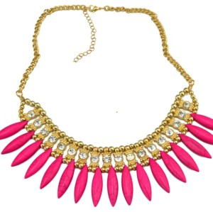 2013 Top fashion design luxurious  pendant choker statement necklace for women N-3040