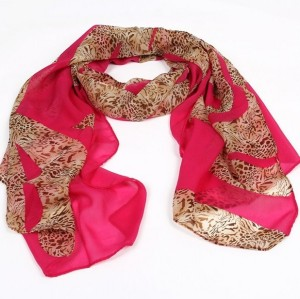 Fashion leopard print Scarf Wrap for Women C-0042