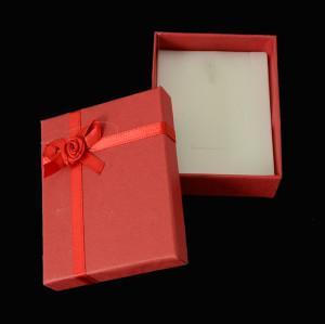 Wholesale 12 Pcs Jewelry Bowknot Big Gift Box Case