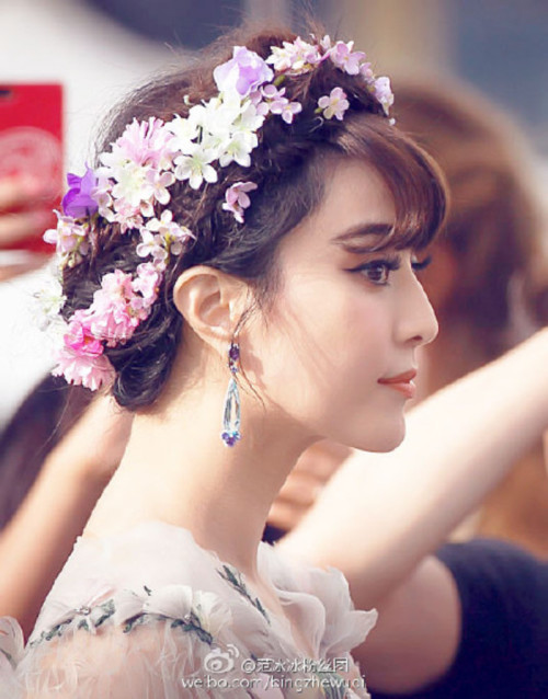 F-0254 Famous brand summer style big flower hair accessories hair clip for bridal wedding dressing