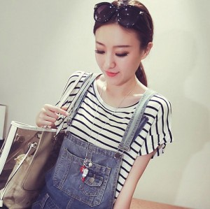 N-5581  New Arrival Korea Fashion Style Silver Plated lovely lipstick Pendant Necklace