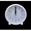 New Coming Vintage Style Round Modern Home Bedroom Retro Time stand-able style Clock