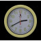 New Fashion Vintage Simple Style LED Light 3 Colors Cute Home Bedroom  Round Wall Clock