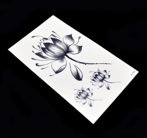 New Coming Fashion elegant 3 Types Tattoo Jewelry temporary tattoo stickers temporary
