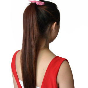 F-0299 European fashion style 5 colors stretchy bowknot hairband wedding party hair accessory
