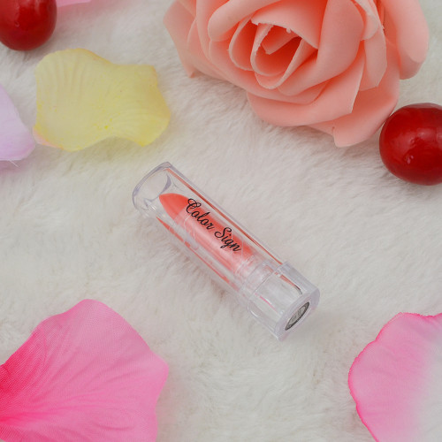M-0003  100% Pure natural plant Lip balm transparent moisturizer anti cracking crystal lips gloss care