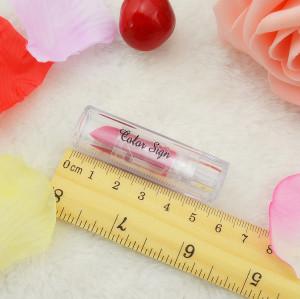 M-0003  100% Pure natural plant Lip balm transparent moisturizer anti cracking crystal lips gloss care