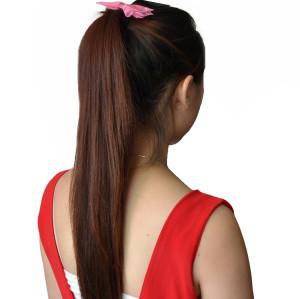 New European Korea Fashion Colorful Bowknot Hair Rubber Band 10/pcs Wholesale
